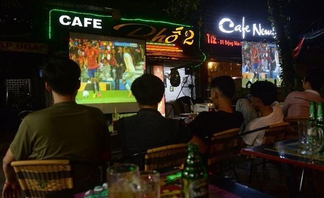 Người Việt Nam trên 21 tuổi sắp được cá cược bóng đá quốc tế