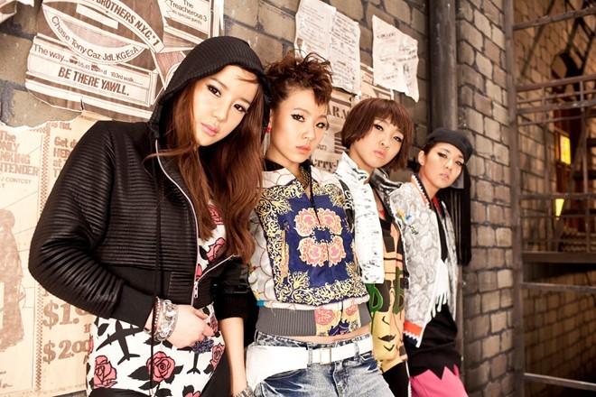 2NE1, Kpop, YG Entertainment