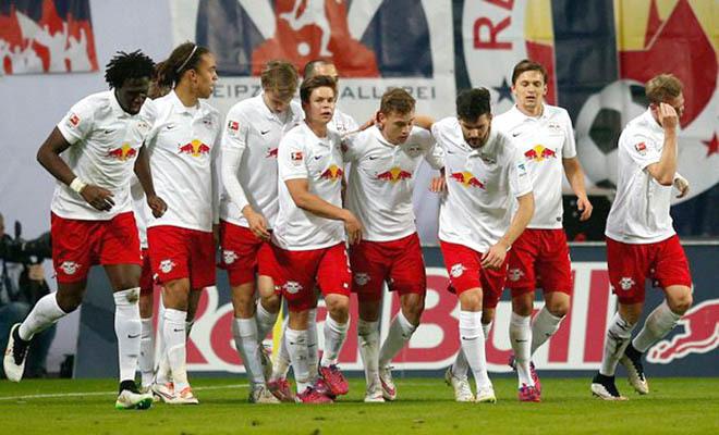 Leipzig: CLB bị ghét nhất nước Đức 'đại náo' Bundesliga