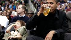 Hé lộ những món đồ uống ưa thích của các Tổng thống Mỹ