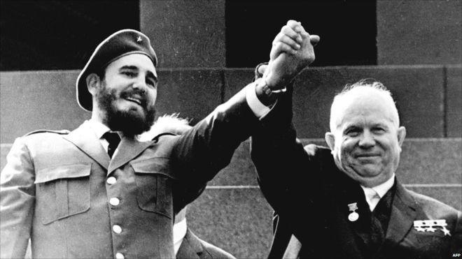 Cuộc đời của lãnh tụ Fidel Castro qua ảnh