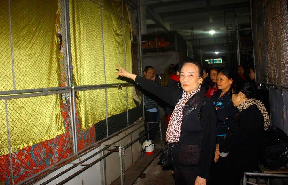 Tiểu thương chợ Hà Tĩnh đồng loạt đóng quầy phản đối BQL