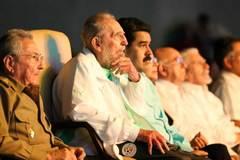 Video lễ mừng sinh nhật cuối cùng của lãnh tụ Fidel Castro
