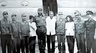 Người lái chuyên cơ đưa Fidel Castro thăm vùng giải phóng miền Nam