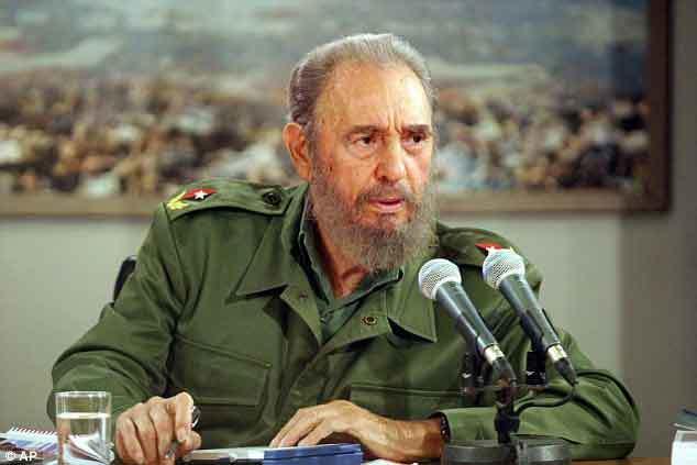 Lãnh đạo thế giới chia buồn với người dân Cuba