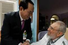 Việt Nam chia buồn lãnh tụ Fidel Castro từ trần