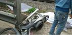 Tai nạn đường sắt ở Thường Tín, người đàn ông chết thảm