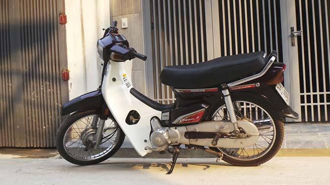 'Huyền thoại Honda Dream II cổ': 20 năm có giá 200 triệu