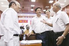 Cử tri TPHCM đề nghị có luật riêng dành cho cán bộ lãnh đạo
