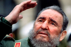 Chủ tịch QH dự lễ tang lãnh tụ Fidel Castro