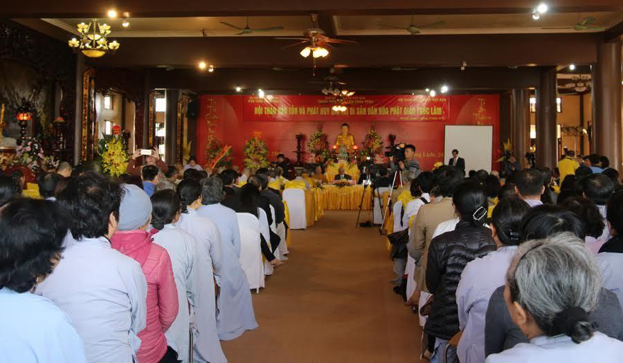 2017 tuyển sinh tiến sĩ Phật học đầu tiên ở Việt Nam