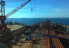 Đã không thể cứu vãn Nhà máy đóng tàu Dung Quất?