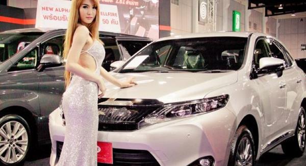 Việt Nam thích mua ô tô Nhật nhất Đông Nam Á