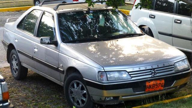 Những mẫu xe cổ thường gặp tại Cuba