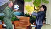 """Maradona: """"Fidel Castro như người cha thứ 2"""""""