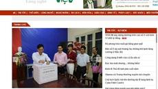 Thời báo Làng nghề Việt bị đình chỉ hoạt động ở Đà Nẵng