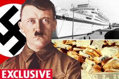 Hàng trăm tấn vàng của Hittler chìm dưới biển Baltic