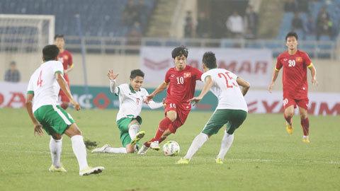 Lịch thi đấu bán kết AFF Cup 2016, trực tiếp ĐT Việt Nam