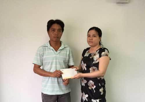 Nhờ bạn đọc VietNamNet, em Nguyễn Minh Tâm sắp được về nhà