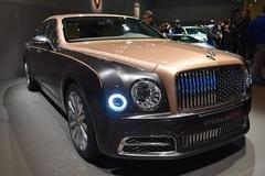 """Xe nhà giàu Bentley Mulsanne EWB 2017 có giá """"choáng váng"""" 20,7 tỷ"""
