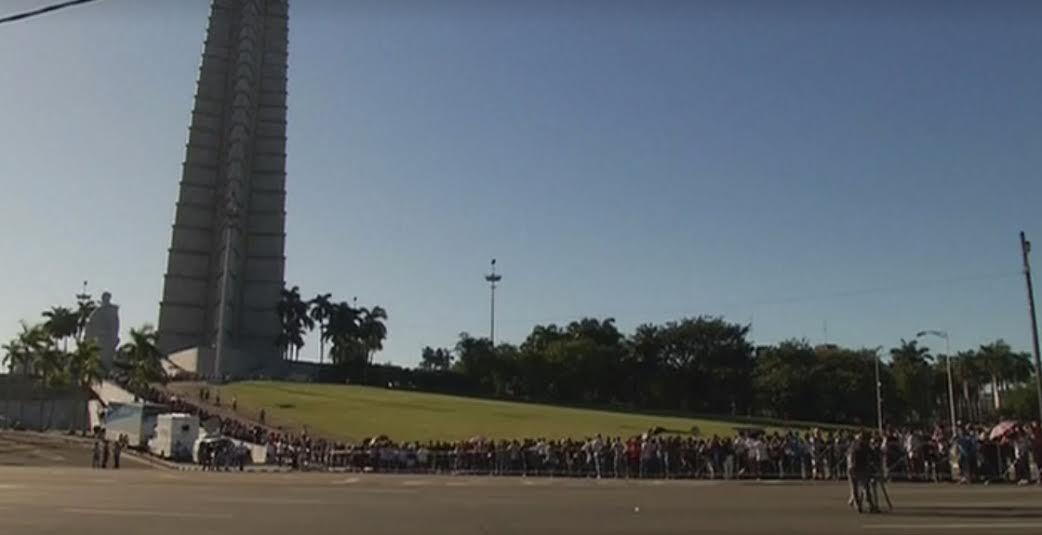 Người dân Cuba tiễn biệt lãnh tụ Fidel Castro