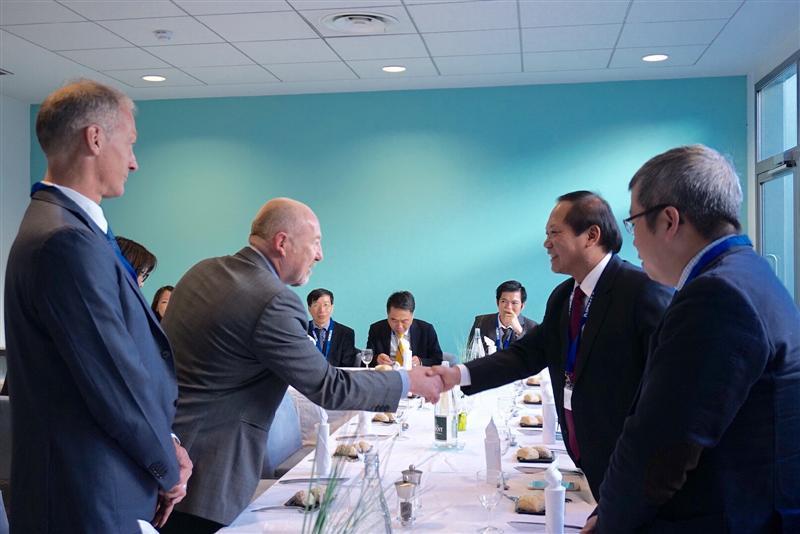 'Pháp coi Việt Nam là đối tác chiến lược đặc biệt về CNTT'
