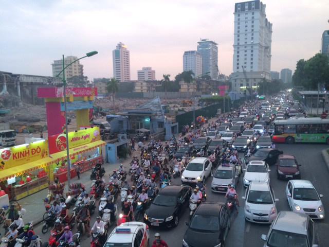 Hà Nội xây nhiều khách sạn, trung tâm thương mại trên đất 'siêu vàng'