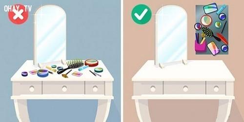 nội thất cho nhà nhỏ, bố trí nội thất cho nhà nhỏ hẹp, bí quyết giúp nhà rộng rãi hơn