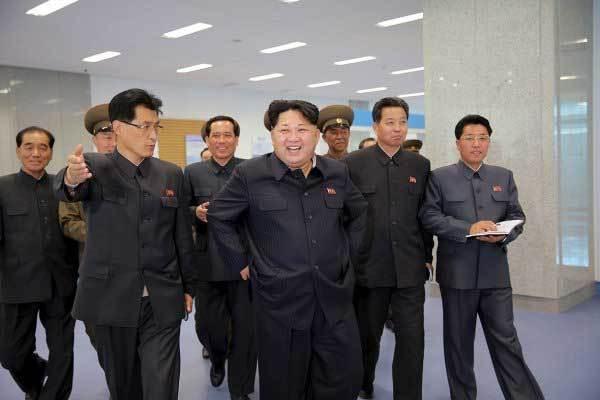 Kim Jong Un phá lệ về ngày sinh nhật