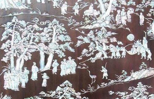 Bức tranh đặc biệt Hội Lịch sử tặng Chủ tịch nước Trần Đại Quang