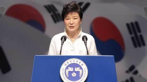 Tổng thống Hàn 'sẵn sàng từ chức'