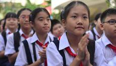 Học sinh nghèo TP.HCM được miễn học phí 2 buổi/ngày