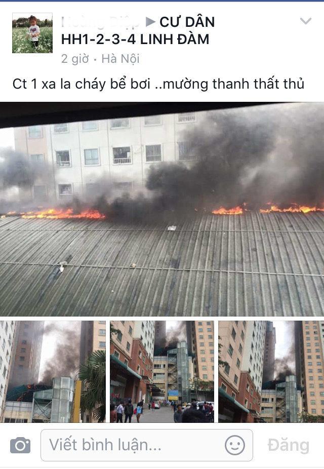 Cư dân 'chung cư ông Thản' hốt hoảng lo bà hỏa