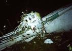 Máy bay chở một đội bóng Brazil gặp nạn, 75 người chết