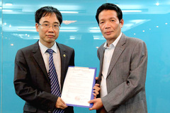 Ông Nguyễn Văn Hiếu nhận nhiệm vụ Phó Cục trưởng Cục Báo chí