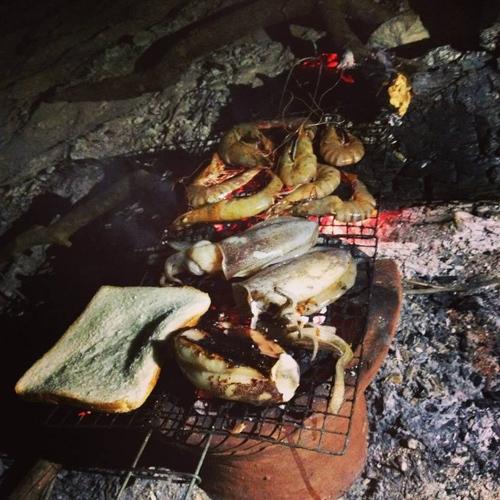 Những món ăn độc, lạ chỉ dân phượt mới được trải nghiệm