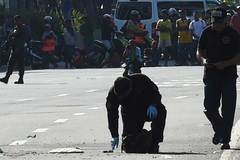 Đội an ninh của TT Philippines bị tấn công