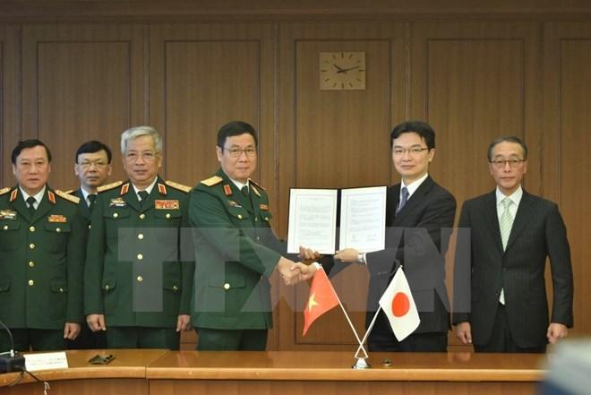 đối thoại quốc phòng, Việt Nam Nhật Bản, chính sách quốc phòng