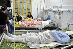 Cô gái trong vụ cháy 2 người chết ở Sài Gòn bị mất giọng