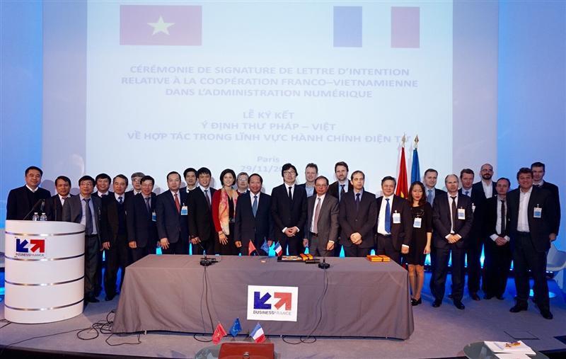 Doanh nghiệp Pháp dồn dập tìm cơ hội vào VN
