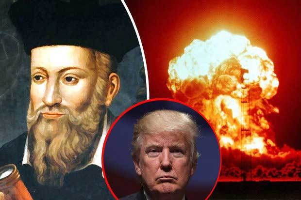 Lời tiên tri của Nostradamous về 2017
