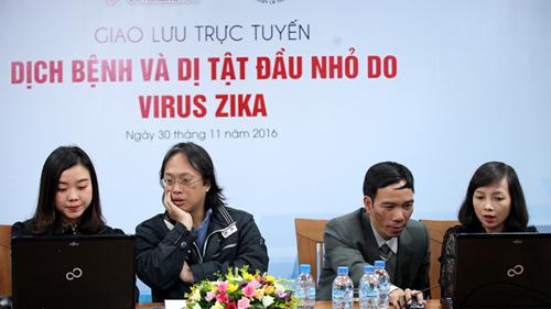 Tư vấn: Dịch bệnh và Dị tật đầu nhỏ do virus Zika
