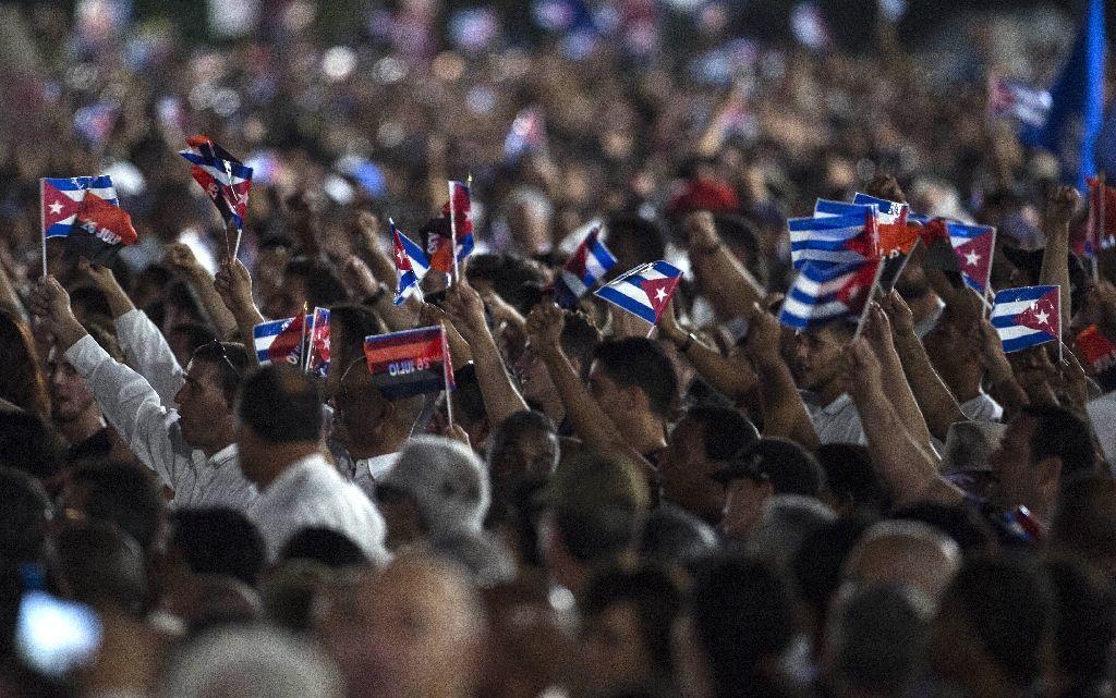 Fidel Castro, viếng, tang lễ, lãnh đạo thế giới