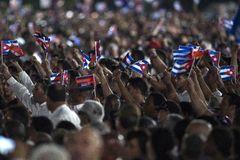 Mít tinh lớn tưởng nhớ lãnh tụ Fidel Castro