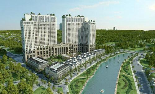 Vì sao đại gia bất động sản đổ xô về Đại Mỗ?