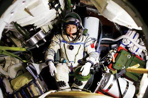 Những tiếng gõ bí ẩn trên tàu vũ trụ Trung Quốc