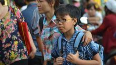 Hơn 20% học sinh tiểu học TP.HCM học thêm