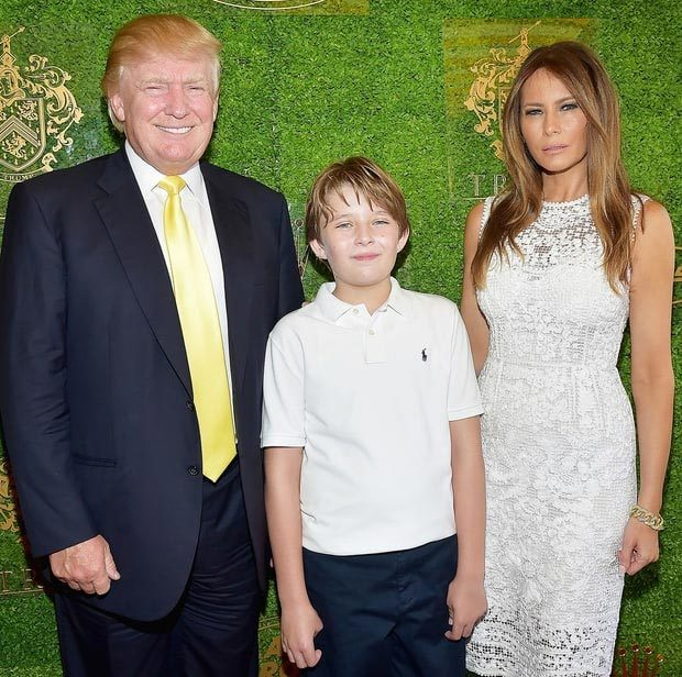 Donald Trump, con trai Donald Trump, tự kỷ