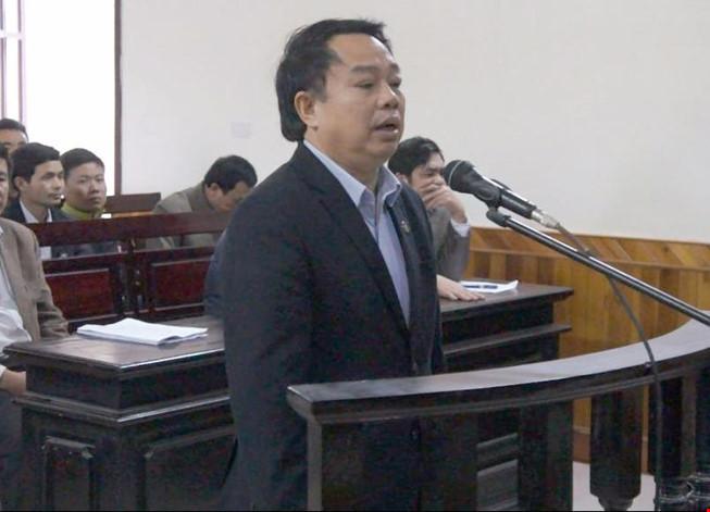 Nguyên chủ tịch huyện Kỳ Anh bị đề nghị 12-13 năm tù