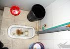 Nhà vệ sinh bệnh viện kinh dị cỡ nào?